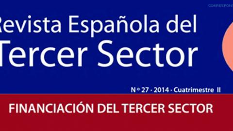 logo revista española del tercer sector
