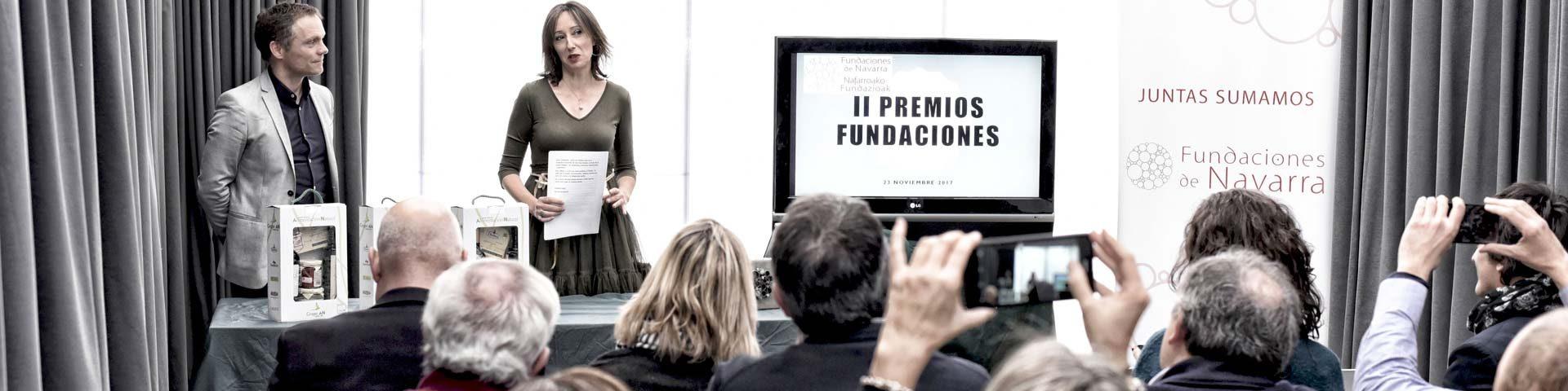 Fundaciones de Navarra